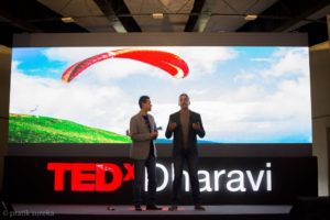 Redefine your possible | Avi Malik & Divyanshu Ganatra | TEDxDharavi_TemplePilots