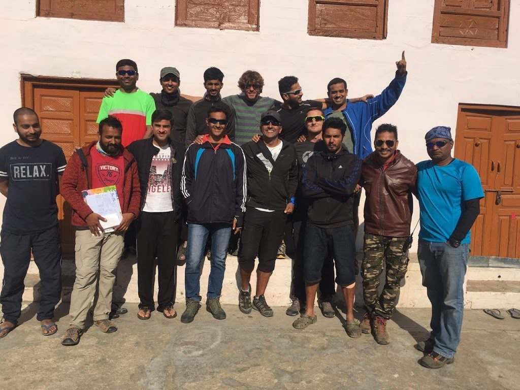 Day1_Advance Safety & Skills Clinic : SIV Course, Bilaspur, Himachal Pradesh_2017_TemplePilots