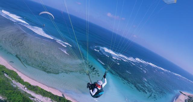 20 Days Independent Pilot License, Paragliding Course