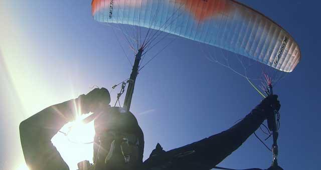 Paragliding Course in Kamshet, SIV Acro Course - Temple Pilots