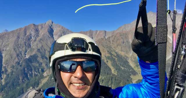Paragliding Course in Kamshet, Thermalling Course - Temple Pilots