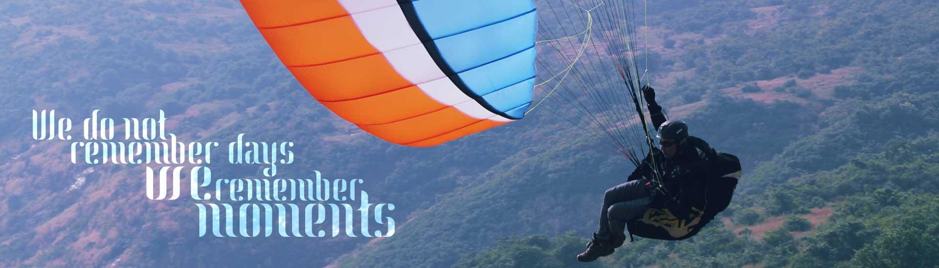 Paragliding Courses Kamshet - Temple Pilots