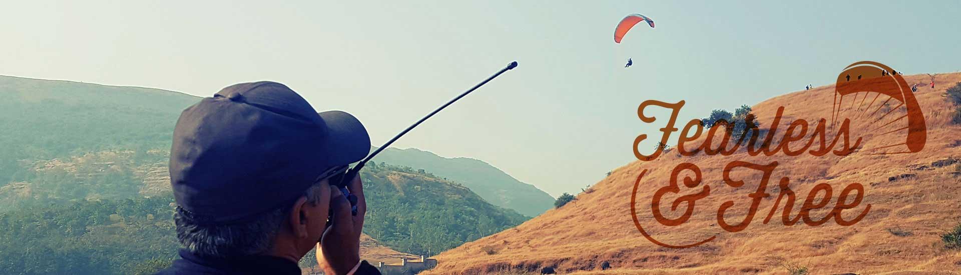 Paragliding Courses in Kamshet, Maharashtra - Temple Pilots