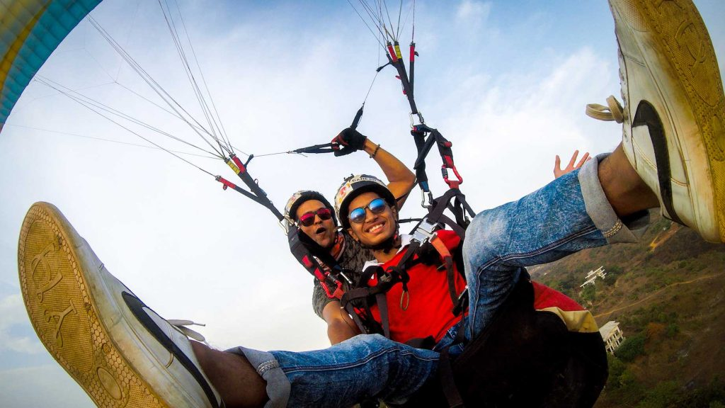 Paragliding in Kamshet -Things to Know