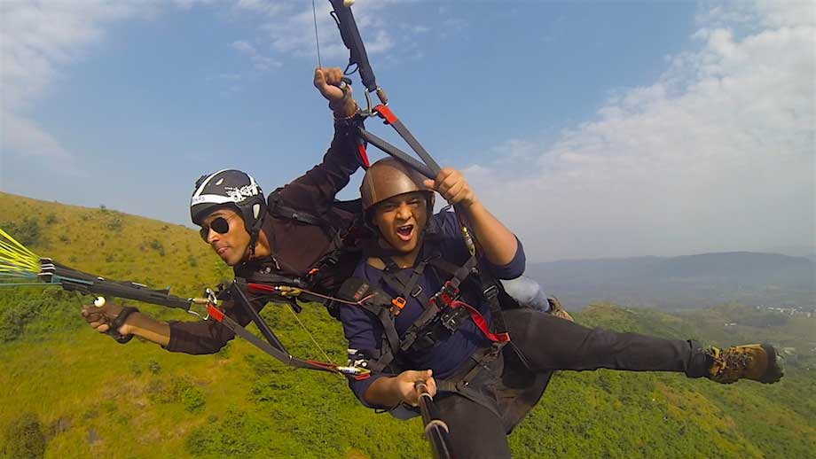 Paragliding in Kamshet - Things to Know