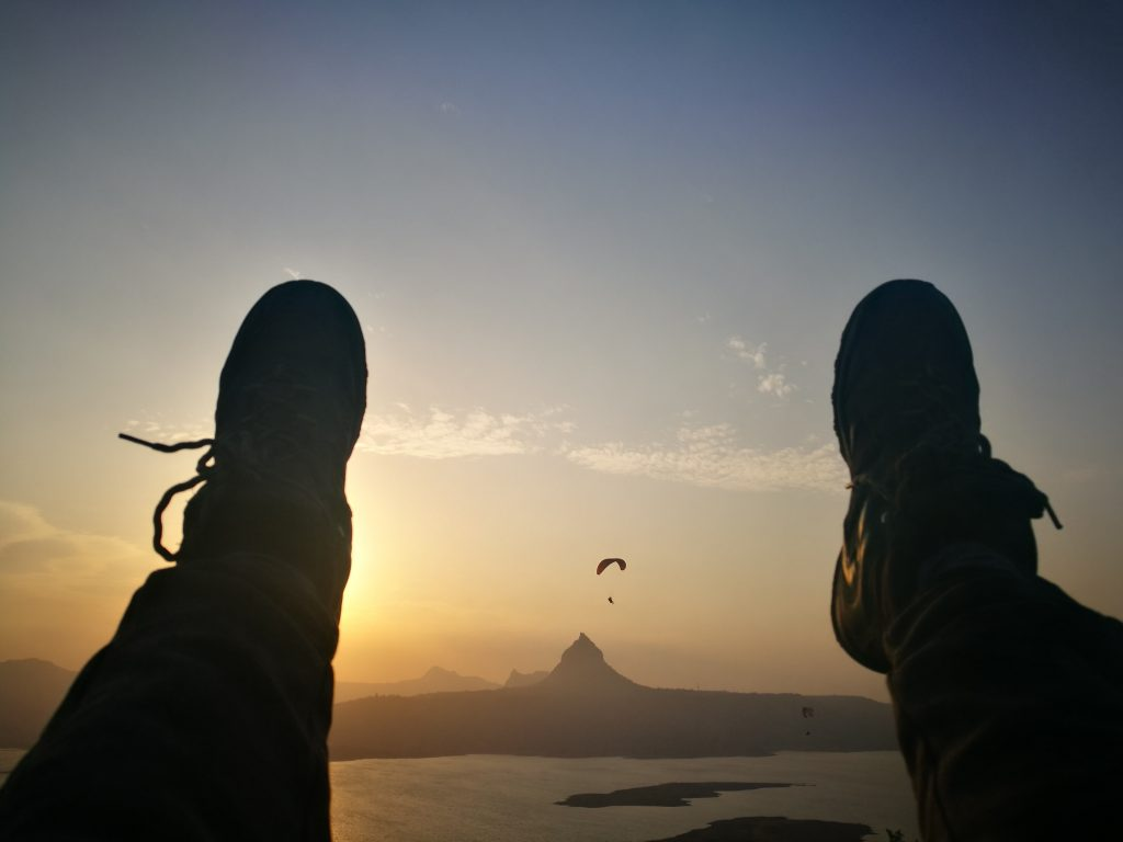 Which Shoes for Paragliding