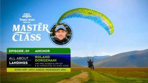 Paragliding Landings