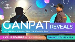 Ganpat Reveals