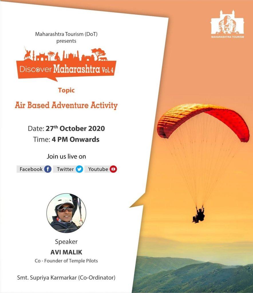 Maharashtra Tourism & Avi Malik
